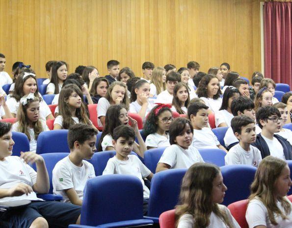 Retorno dos alunos - Fundamental II e Ensino Médio