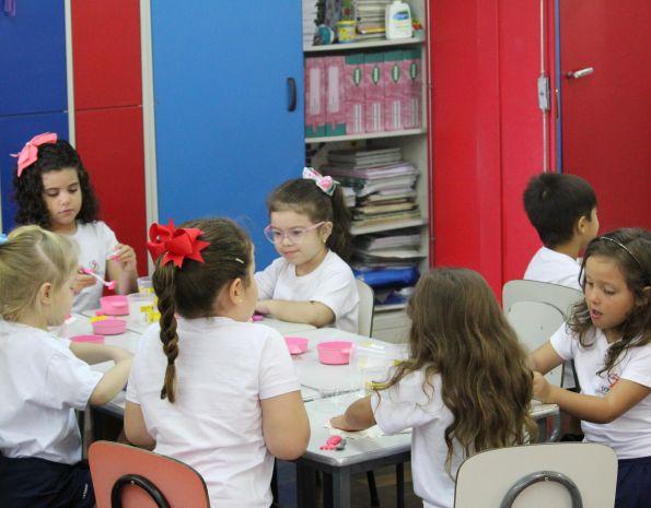 Volta às aulas - Educação Infantil